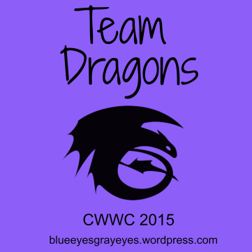 Creating Worlds Writing Camp Team Dragons