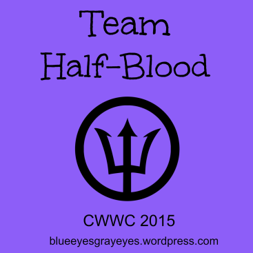 Creating Worlds Writing Camp Team Half-Blood
