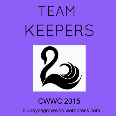 Creating Worlds Writing Camp Team Keepers