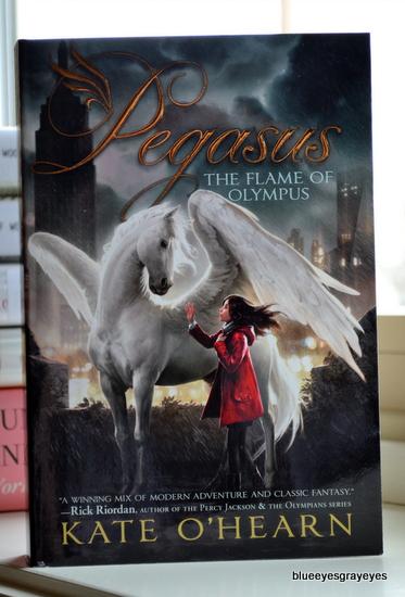 Pegasus: Flame of Olympus by Kate O'Hearn